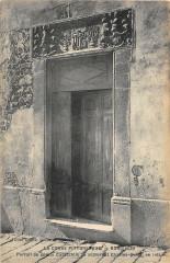 20 Corse Bonifacio Portail Du Comte Cataccione - Bonifacio