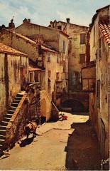 20 Corse Calvi Vieilles Maisons Dans La Basse Ville - Calvi