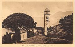 20 Corse Cap Corse Pino L'Eglise - Pino