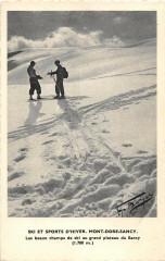 Mont Dore Ski Les Beaux Champs De Ski - Champs