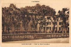 Saint Nectaire Hotel Du Mont Cornadore - Saint-Nectaire