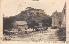 Environs D'Aigueperse Butte De Montpensier - Montpensier
