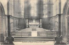 Mozac Interieur De L'Eglise - Mozac
