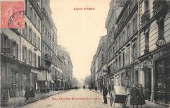 Rue Mouton Duvernet - Paris 14e