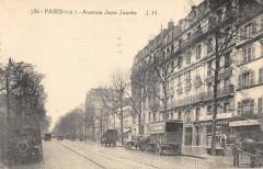 Avenue Jean Jaurès - Paris 19e