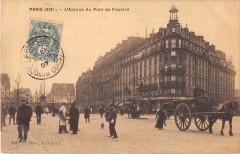 L'Avenue du Pont de Flandre - Paris 19e