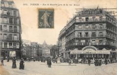 Paris Ve Rue De Bazeille Pris De La Rue Monge - Paris 5e