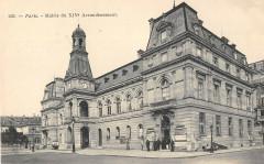 Mairie du XIVe Arrondissement 75 Paris 14e