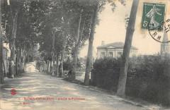 Saint Paul Cap De Joux Avenue De Puylaurens - Puylaurens