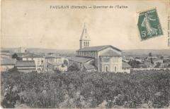 50 Paulhan Quartier De L'Eglise - Paulhan