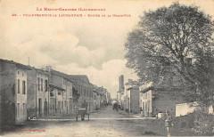 Villefranche De Lauragais Entree De La Grand'Rue - Villefranche-de-Lauragais