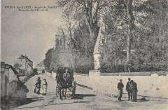 Rozet Saint Albin Route De Neuilly - Rozet-Saint-Albin