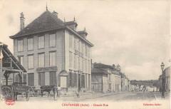 Chavanges Grande Rue - Chavanges
