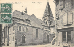 Ussel L'Eglise - Ussel