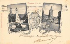 Cerdagne Saillagouse (dos non divisé) - Saillagouse