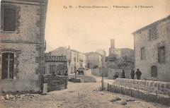 Villemolaque A L'Abreuvoir (cliché pas courant - Villemolaque