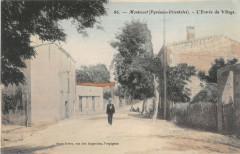 Montescot Entree Du Village - Montescot