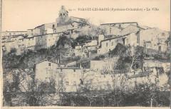 Vernet Les Bains La Ville - Vernet-les-Bains