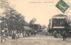 Le Fossat Avenue De Pailhes - Pailhès