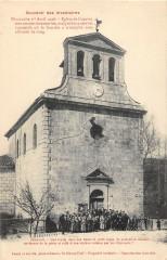 Souvenir Des Inventaires 1906 Eglise De Cazavet Non Encore Inventoriee - Cazavet