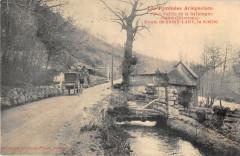 Vallee De La Ballongue Rotue De Saint Lary La Scierie - Saint-Lary