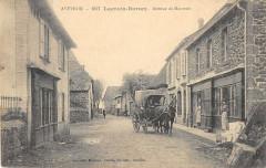 Lacroix Barrez Avenue De Montezic (Attelage cliché rare - Montézic