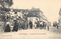 Mielan Promenade Et Fete Saint Barthelemy - Miélan