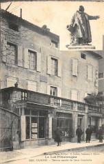 Cahors Maison Natale De Leon Gambetta - Cahors