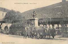 Beaumont De Lomagne Square Fermat - Beaumont-de-Lomagne