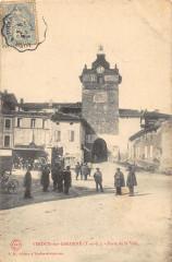 Verdun Sur Garonne Porte De La Ville - Verdun-sur-Garonne