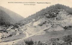 Bagneres De Bigorre Sté Industrielle Pyrenees Carriere Campan - Campan