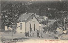 Siradan La Poste Et Le Village - Siradan