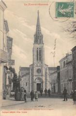 Moissac Eglise Saint Jacques - Moissac