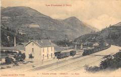 Arreau La Gare (Train - Arreau