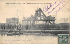 Isbergues Le Transvalle Des Acieries De France - Isbergues