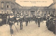 Compiegne Fetes De Jeanne D'Arc Le Cortege - Compiègne