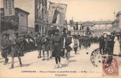 Compiegne Fetes En L'Honneur De Jeanne D'Arc Corporations - Compiègne