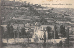 Marvejols Chateau De L'Empery Carrieres - Marvejols