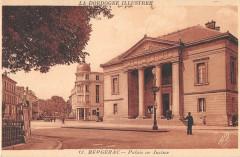 Bergerac Le Palais De Justice - Bergerac