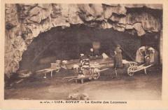 Royat La Grotte Des Laveuses - Royat
