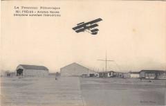 Frejus Aviation Navale Aeroplane Survolant L'Aerodrome - Fréjus