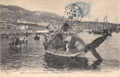 Rade De Villefranche Sur Mer Combat Naval - Villefranche-sur-Mer