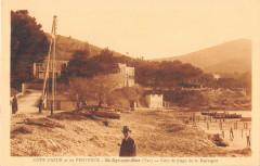 Saint Cyr Sur Mer Coin De Plage De La Madrague - Saint-Cyr-sur-Mer