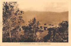 Saint Zacharie Vue Panoramique - Saint-Zacharie