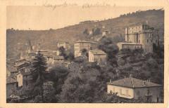 Largentiere Chateau Et Ecoles - Largentière