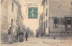 Couleuvre Route De Corne De Rollin - Couleuvre