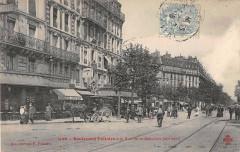 Paris XIe Boulevard Voltaire A La Rue De La Roquette - Paris 11e
