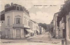 Roquefort Landes Rue Thiers - Roquefort
