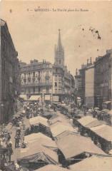 Limoges Le Marche Place Des Bancs 87 Limoges