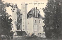 Billom Chateau De La Moliere Cote Sud - Billom